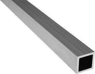 Alurohr Vierkant 40 x 40 x 3 mm