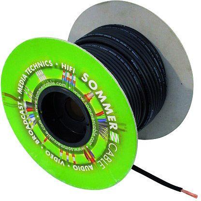 AlphaPlan-Artikel: SOMMER CABLE DMX Kabel 2x0,34 100m sw BINARY 234