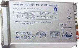AlphaPlan-Artikel: Osram Vorschaltgerät PTI 150W 220-240V Powertronic