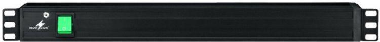 AlphaPlan-Artikel: MONACOR RCS-85/SW Steckdosenleiste, 1HE