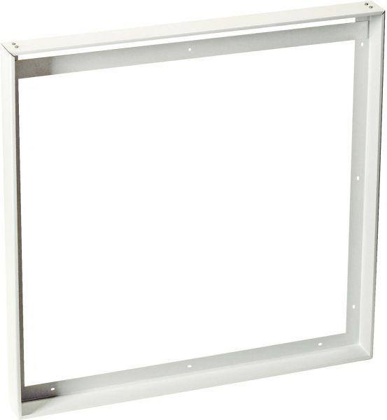 SLV Universal-Aufbaurahmen für LED-Panel, 620x620mm, mattweiss