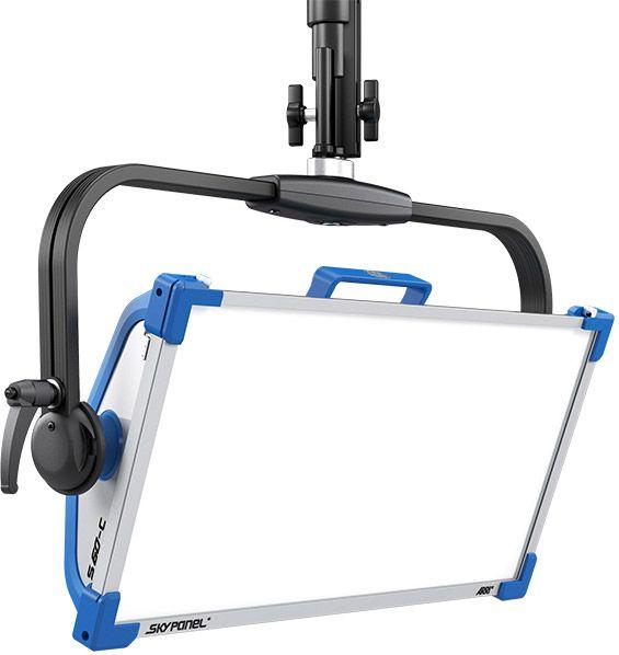 ARRI SkyPanel S60-C LED MAN blau-silber