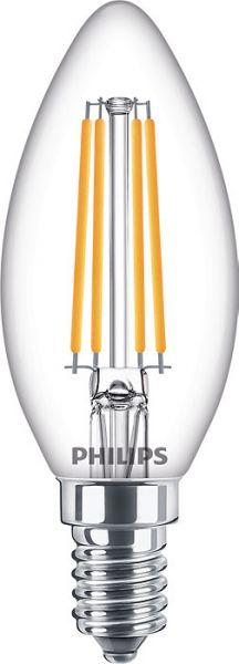 Philips Classic LEDcandle 6,5-60W E14 827 B35 CL
