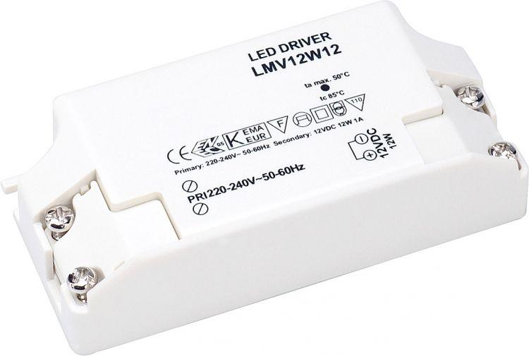SLV LED-Netzteil, 12W, 12V
