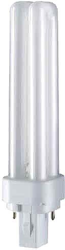 Osram Leuchtstofflampe G24D-2 DULUX D 18W/827