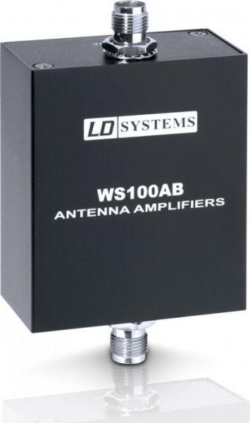 AlphaPlan-Artikel: LD Systems WS 100 AB Antennen Verstärker