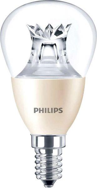 Philips MASTER LEDluster DT 6-40W E14 P48 CL
