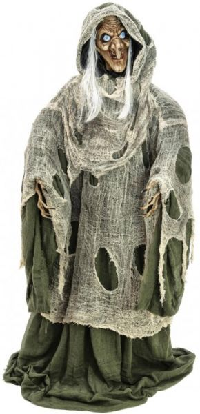 AlphaPlan-Artikel: EUROPALMS Halloween Hexe, grün, 145x70x66cm