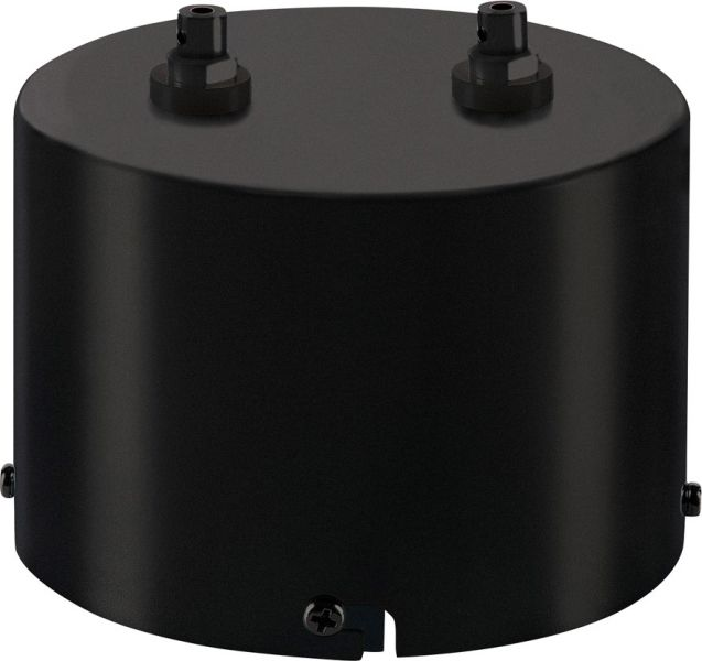 SLV TRANSFORMATOR für TENSEO Niedervolt-Seilsystem, schwarz, 210VA