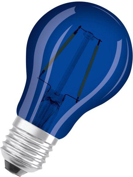 Osram LED STAR DECO CLASSIC A 15 300° 1.6 W/3000 K E27 Blau