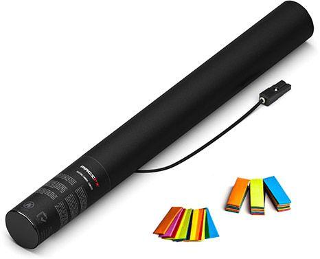 Magic FX Elektrische Konfettikanone 50cm - Bunt