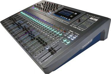 Digital mixer consoles