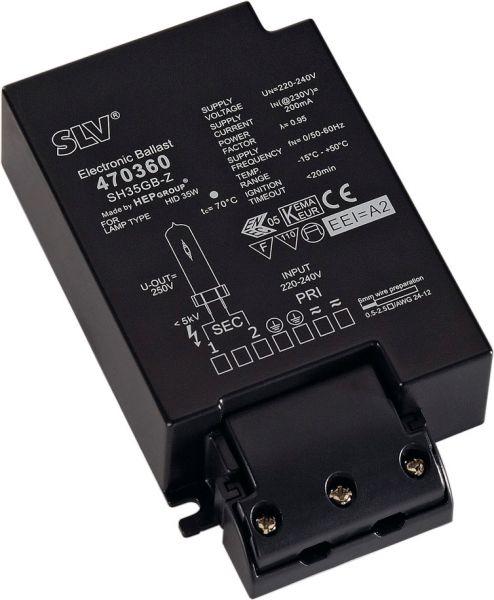 SLV EVG für CDM 35W inkl. Zugentlastung