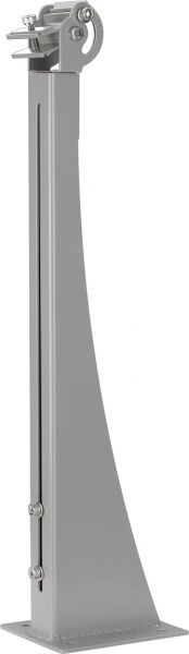 SLV Wandhalter für VANO Außen- leuchten, 80cm, 1 Stk.