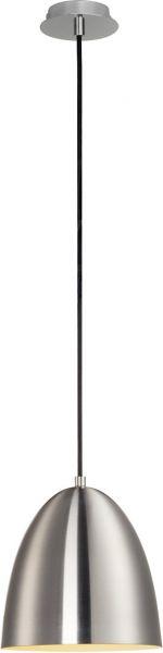 AlphaPlan-Artikel: SLV PARA CONE 20 Pendelleuchte, rund, alu-gebürstet, E27, max. 60W