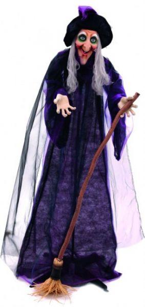 AlphaPlan-Artikel: EUROPALMS Halloween Hexe, animiert