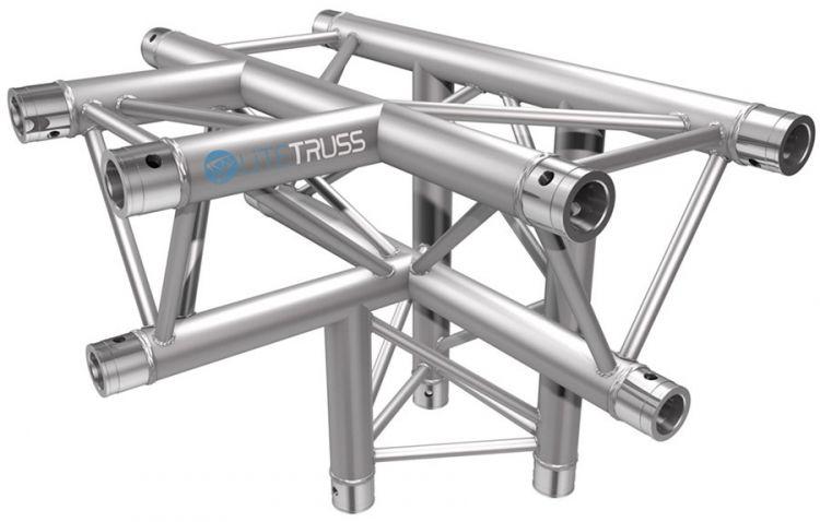 Litetruss X33D-C020 4-Weg T-Stück 90°