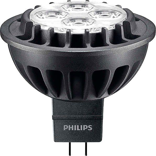 AlphaPlan-Artikel: Philips MASTER LEDspotLV D 7-35W 830 MR16 60D