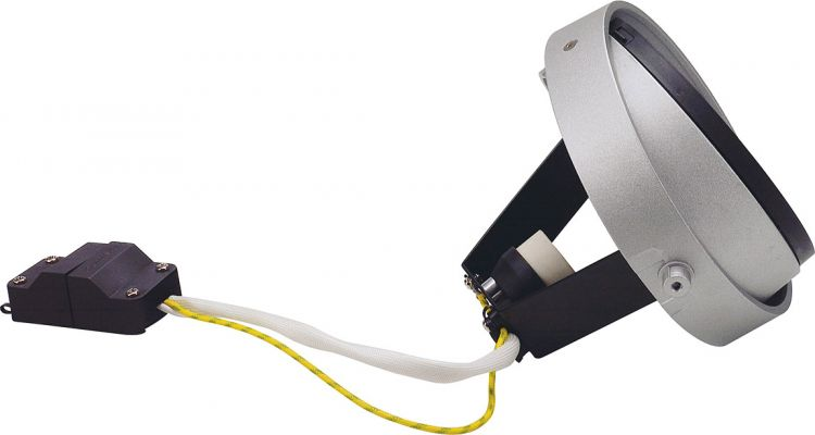 SLV ES111 Modul für AIXLIGHT PRO Einbaugehäuse, silbergrau