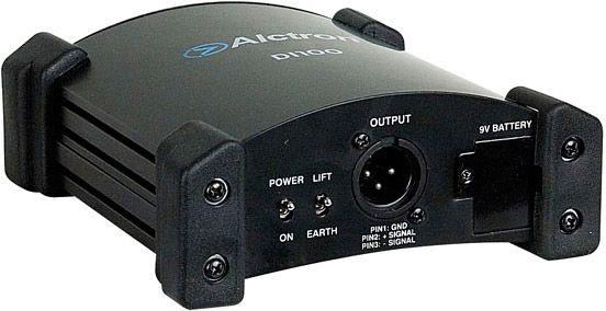 DAP ADI-200 Aktive Direkt Box