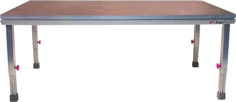 AlphaPlan-Artikel: 2M Podest ERGO trend Light 200x100 cm -B-Stock-