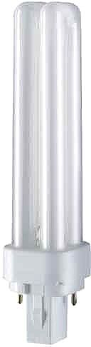 Osram Leuchtstofflampe G24D-1 DULUX D 10W/840