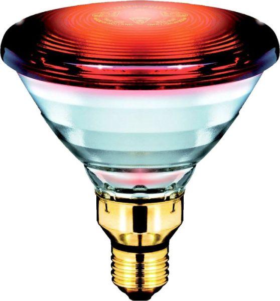 Philips IR-Reflektorlampe 230V E27 Infrared PAR38E 150W
