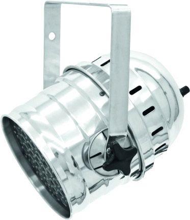 AlphaPlan-Artikel: EUROLITE LED PAR-64 RGBAW 49x3W kurz Silber -Demoware-