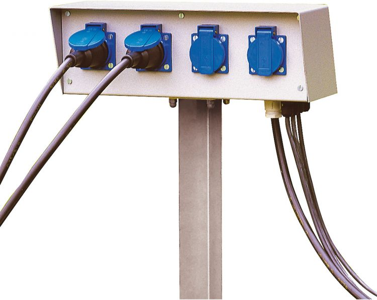 SLV Energie Pack inkl. Erdspieß