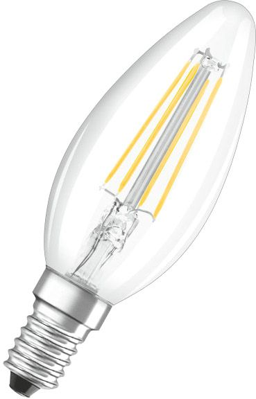 Osram LED DUO CLICK DIM CLASSIC B 40 CL 4 W/2700 K E14