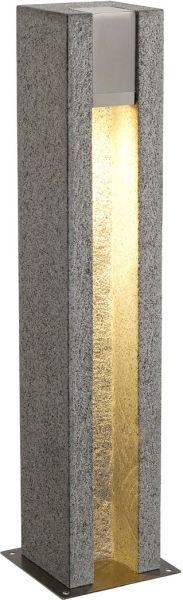 AlphaPlan-Artikel: SLV ARROCK SLOT GU10 Stehleuchte, eckig, Granit, salt & pepper, max.