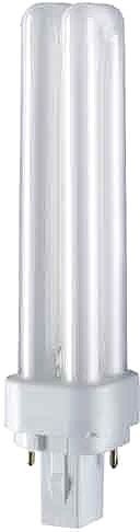 Osram Leuchtstofflampe G24D-2 DULUX D 18W/865