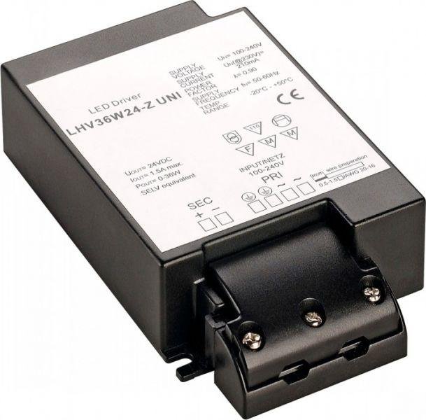 SLV LED-Netzteil, 36W, 24V -B-Stock-