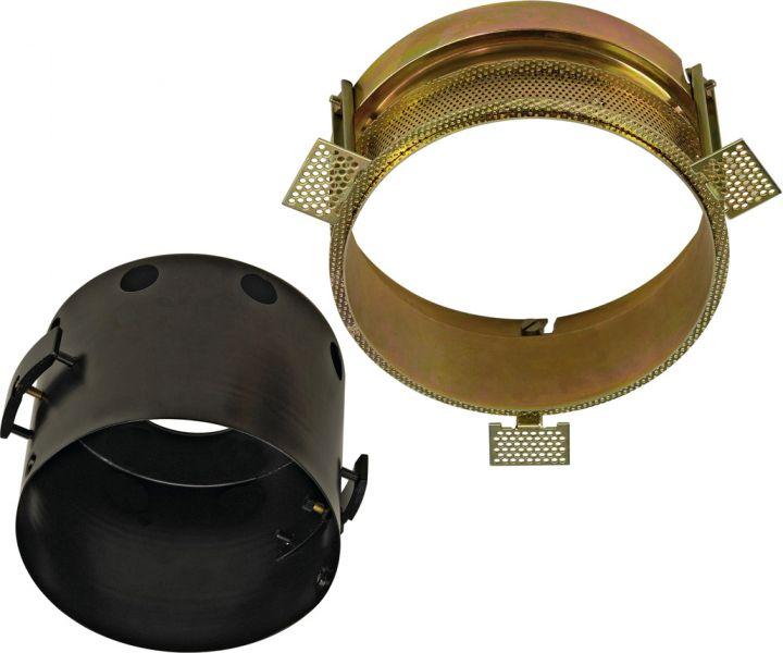 SLV AIXLIGHT PRO FLAT FRAMELESS 1 ROUND Einbaugehäuse, inkl. Einbau-