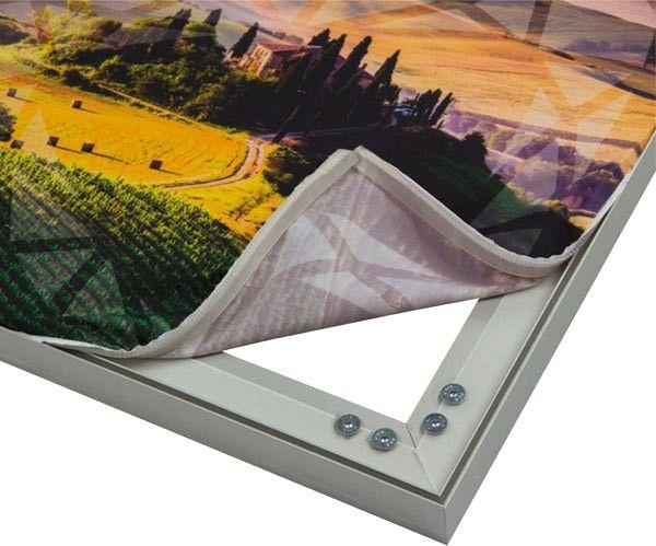 AlphaPlan-Artikel: Showtec SET Frame Set- Double Sided Profile - 240(H) x 200(B) cm