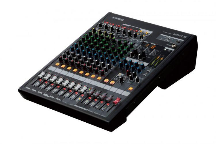 AlphaPlan-Artikel: Yamaha MGP12X - 12-Kanal-Mischpult