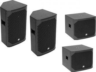 Passive Lautsprechersysteme