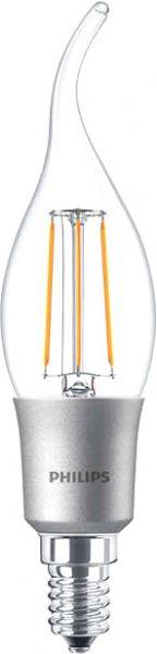 Philips Classic LEDcandle 4,5-40W E14 827 BA35 DIM