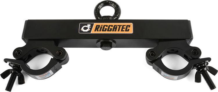 AlphaPlan-Artikel: Riggatec Hängepunkt für 290 mm Traversen bis 170 kg schwarz