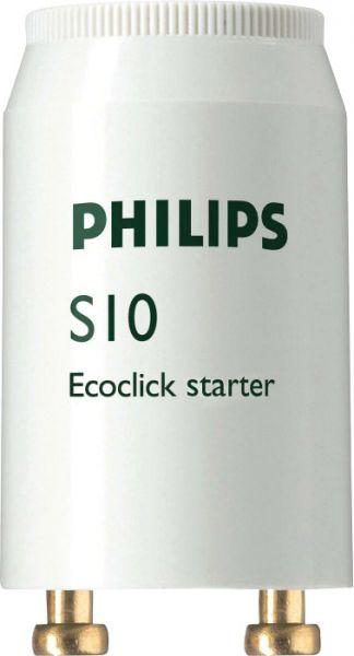25 x Philips Ecoclick S10 Starter 4-65W