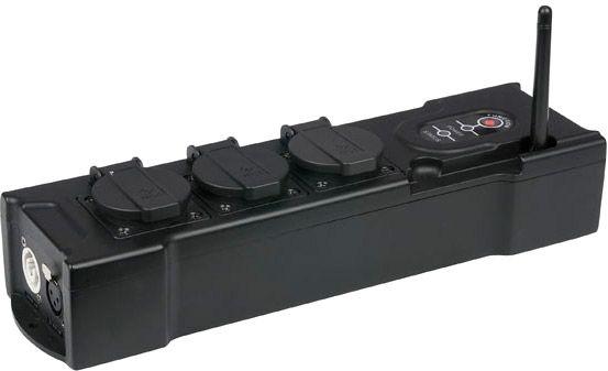 PowerBOX 3 Built-in 2,4GHz W-DMX Receiver