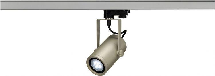 AlphaPlan-Artikel: SLV EURO SPOT INTEGRATED LED, 4000K, 15°, inkl. 3P.-Adapter, silberg