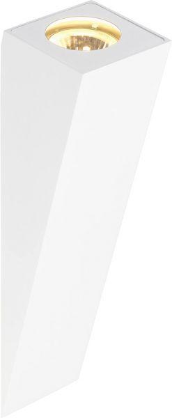 SLV ALTRA DICE Wandleuchte, WL-2, weiss, GU10, max. 50W