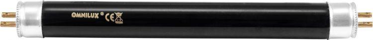 OMNILUX UV-Röhre 6W G5 212x16mm T5