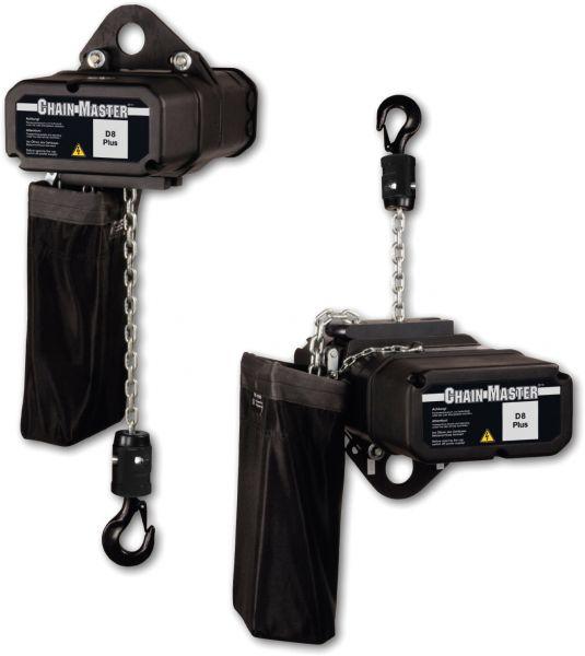 ChainMaster RiggingLift D8Plus, 1000kg, 4m/min, Hubhöhe: 18m, 2-strängig