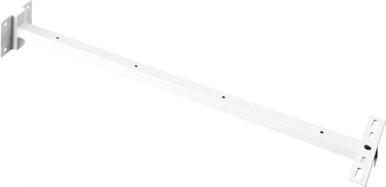 SLV WANDHALTER für OUTDOOR BEAM und MILOX, weiß, 80 cm