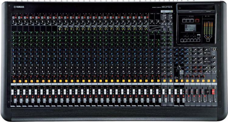 Yamaha MGP32X - 32-Kanal-Premium-Mischkonsole
