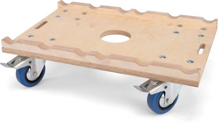 AlphaPlan-Artikel: Riggatec Rollwagen (Dolly) Multiplex für 2, 3 und 4-Punkt 290mm Traversen