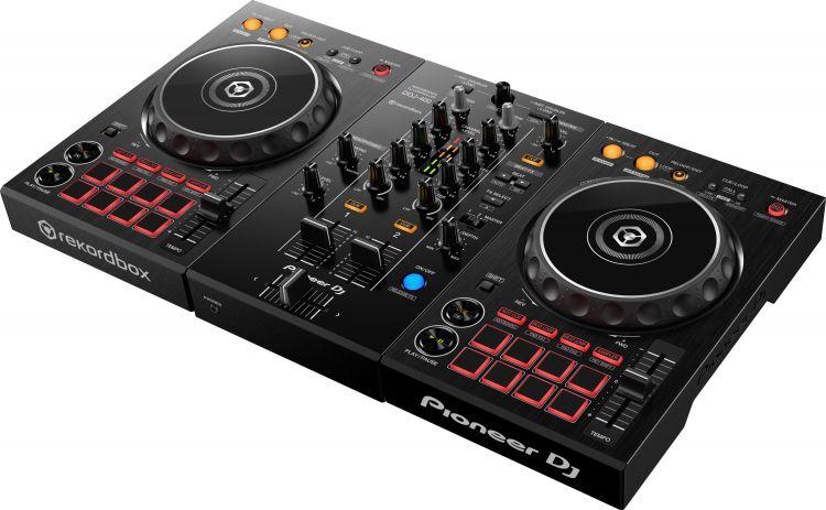 AlphaPlan-Artikel: Pioneer DJ DDJ-400 2-Kanal-DJ-Controller für rekordbox dj