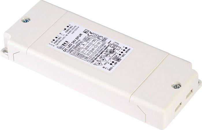 SLV TCI LED NETZTEIL 20W, 24V, inkl. Zugentlastung